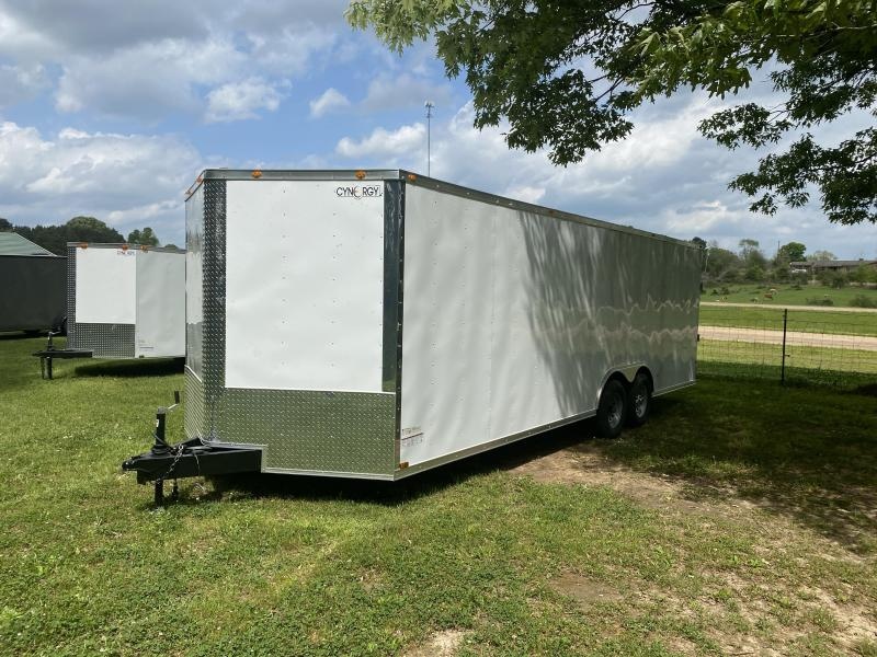 2020 Cynergy Cargo 8.5x24TA Enclosed Cargo Trailer