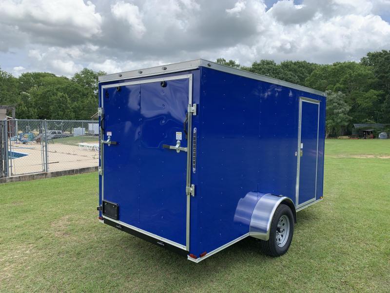 2020 Spartan Cargo Spartan S6X12SA Enclosed Cargo Trailer