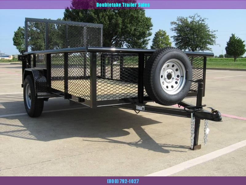 2019 Tiger T6X10SA Open Utility Trailer