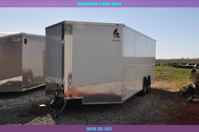 2020 Spartan Cargo s8520TA2 Enclosed Cargo Trailer