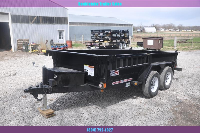 2019 Liberty LD72X16 Dump Trailer