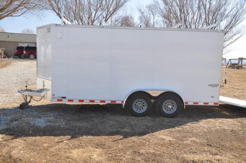 2020 Bravo Trailers AST7x16 Enclosed Cargo Trailer