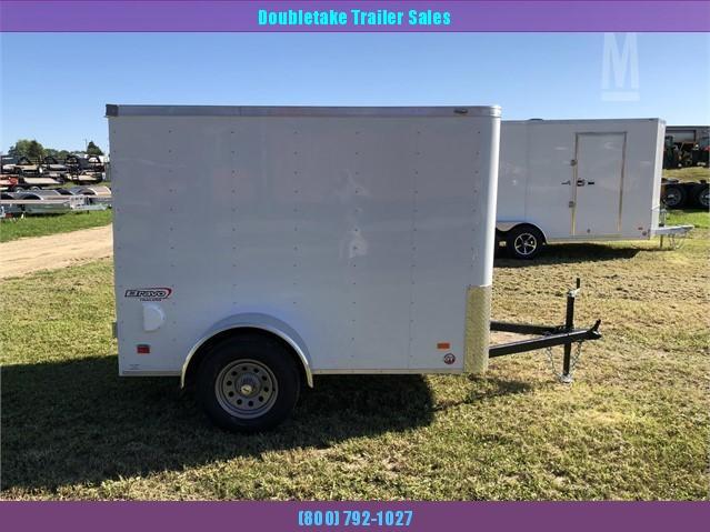 2020 Bravo Trailers SC58SA Enclosed Cargo Trailer