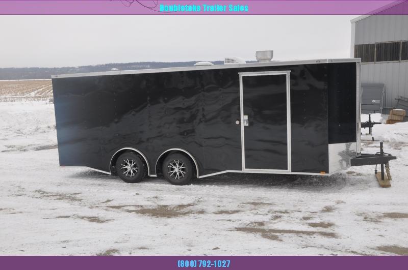 2019 Spartan 8.5X20TA2 Car / Racing Trailer