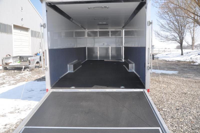 2020 Bravo Trailers 8528SSATA3 Car / Racing Trailer