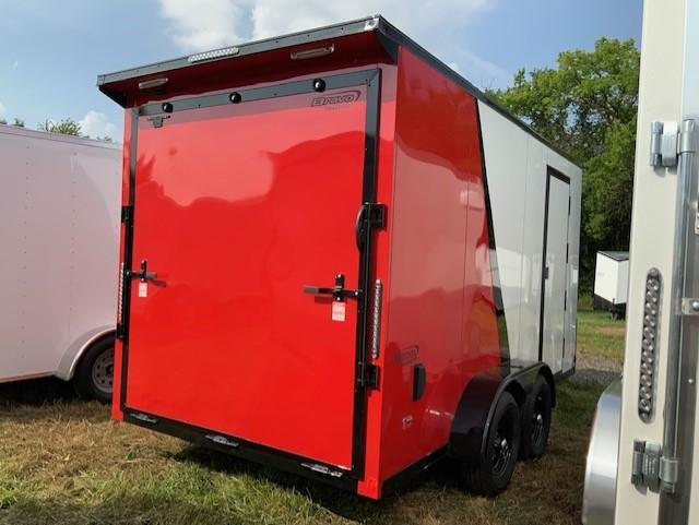 2020 Bravo Trailers SC714TA2 Motorcycle Trailer