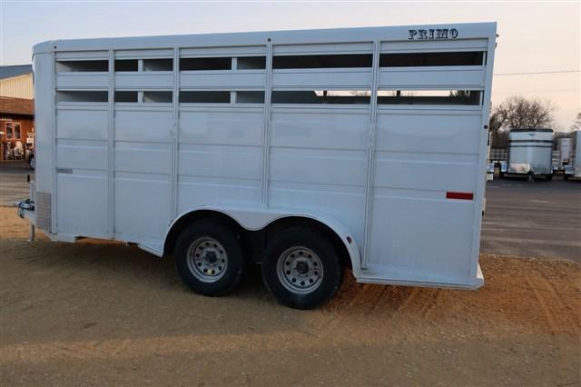 2020 Titan Trailers 3 HORSE PRIMO Horse Trailer