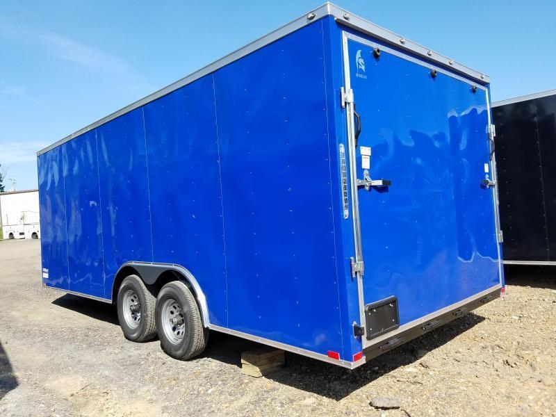 2019 Spartan 8.5X20TTA Enclosed Cargo Trailer