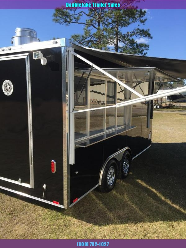 2020 Other 8.5X16C2 Vending / Concession Trailer
