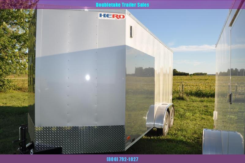 2020 Bravo Trailers HR714TA Enclosed Cargo Trailer