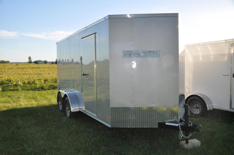 2020 Bravo Trailers HR714TA Enclosed Cargo Trailer