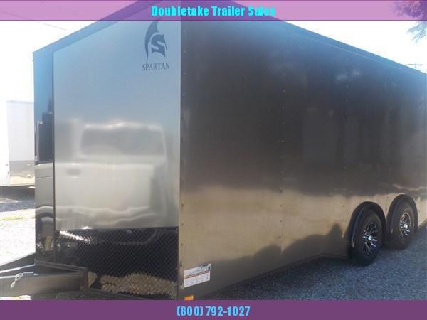 2020 Spartan 8.5X20TTA Car / Racing Trailer
