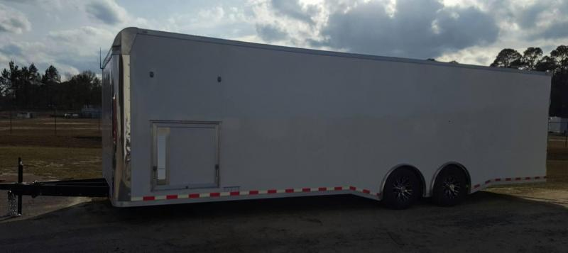 2019 Spartan 8.X28RR2 Car / Racing Trailer