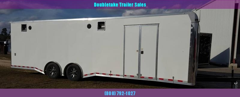 2020 Spartan 8.X28RR2 Car / Racing Trailer