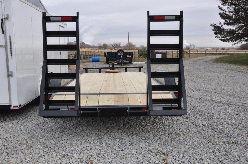 2020 Bulldog 14KEQ Equipment Trailer