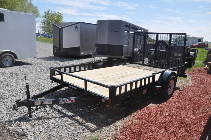 2019 Liberty LU3k ATV Trailer
