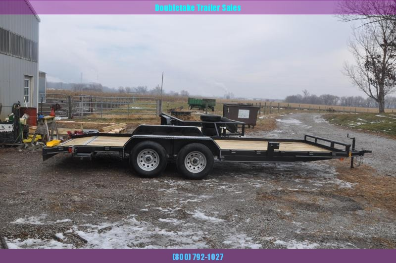 2019 Tiger 83X20CH Car / Racing Trailer