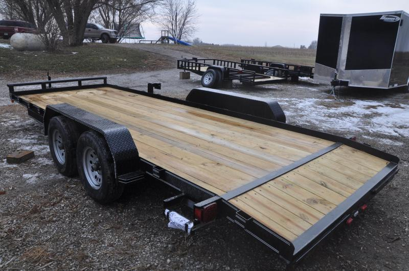 2020 Tiger 83X20CH Open Car / Racing Trailer
