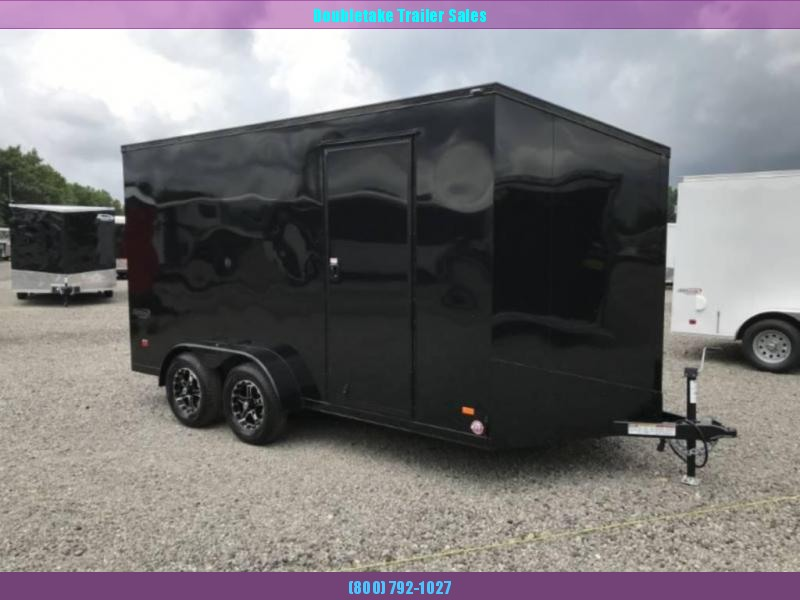 2020 Bravo Trailers SC7X14TA Motorcycle Trailer