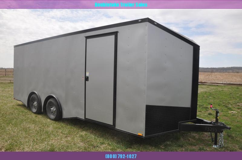 2019 Spartan 8.5x20TA Enclosed Cargo Trailer