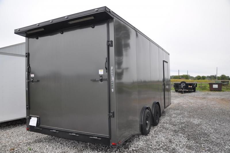 2020 Spartan Cargo 8520TA3 Enclosed Cargo Trailer