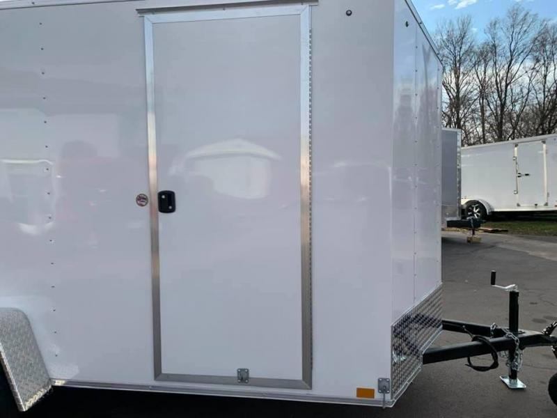 "2020 Formula 6' x 12' x 6'5"" Traverse Enclosed Cargo Trailer"