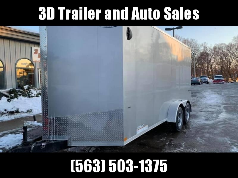 2020 Formula Trailers 7' x 16' x 7' Triumph Extra Tall Enclosed Trailer