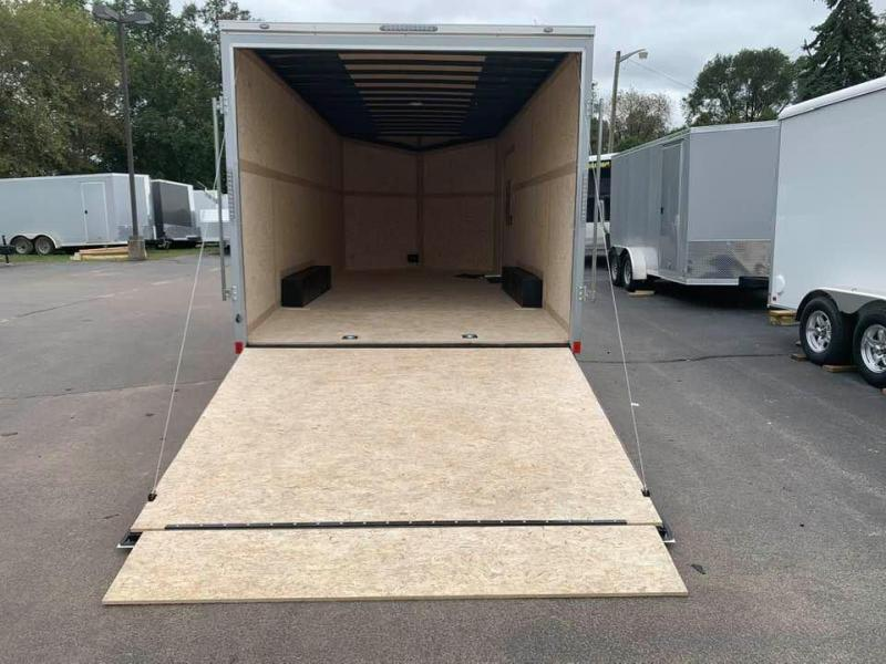2020 Formula Trailers 8.5' x 20' x 7' 10k Conquest  Enclosed Cargo Trailer