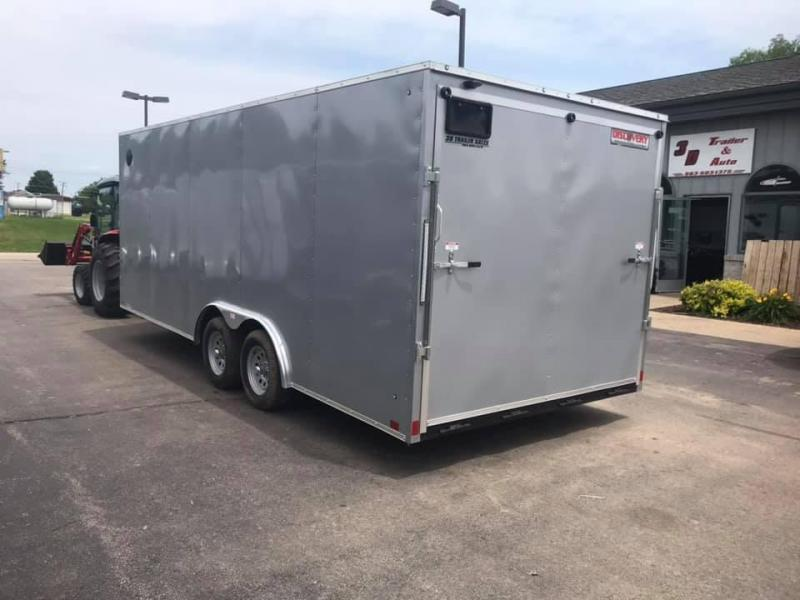 2020 Discovery 8.5' x 20' x 7' Challenger ET 7K Enclosed Trailer