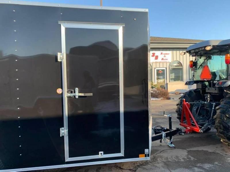 2021 Formula Trailers 7' X 16' X 7' Traverse Enclosed Cargo Trailer