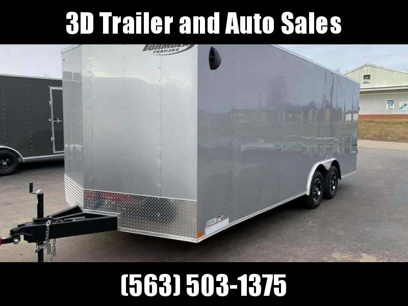 "2021 Formula Trailers 8.5' x 20' x 6'6"" 7k Traverse  Enclosed Cargo Trailer"