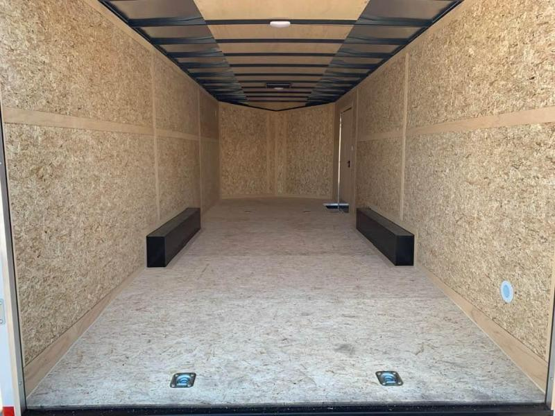 "2020 Discovery 8.5' X 24' X 6'8"" 10K CHALLENGER SE RAMP DOOR ENCLOSED CARGO TRAILER"