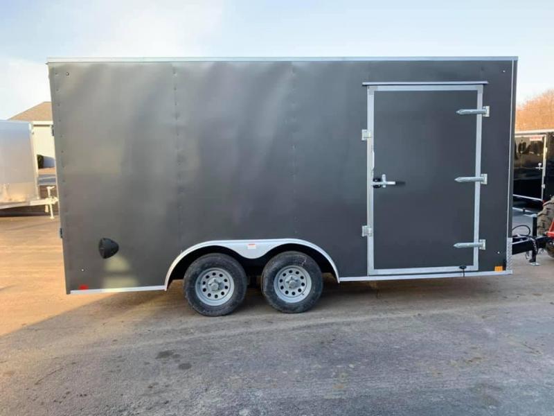 2020 Discovery 8.5' X 16' X 7' 7K CHALLENGER ET RAMP DOOR ENCLOSED CARGO TRAILER