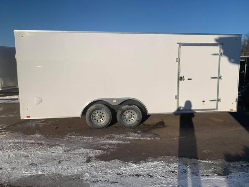 2020 Discovery 8.5' X 20' X 6'8'' 10K CHALLENGER ET RAMP DOOR ENCLOSED CARGO TRAILER