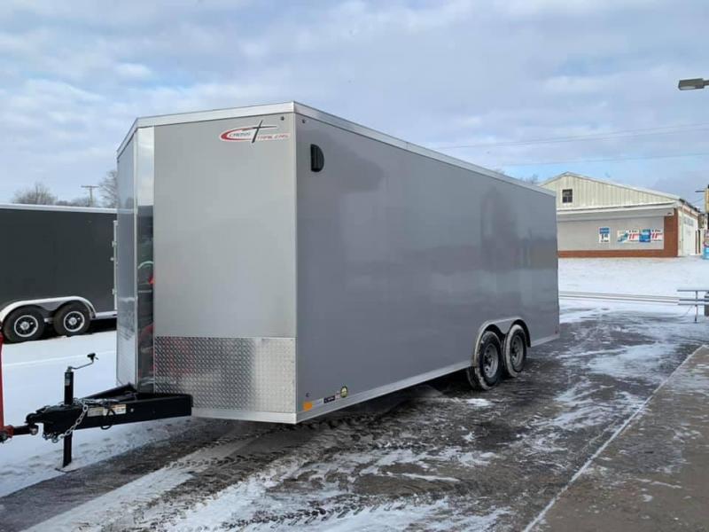 2020 Cross Trailers 8.5' X 20' X 6'6 10K GVWR ENCLOSED TRAILER Enclosed Cargo Trailer