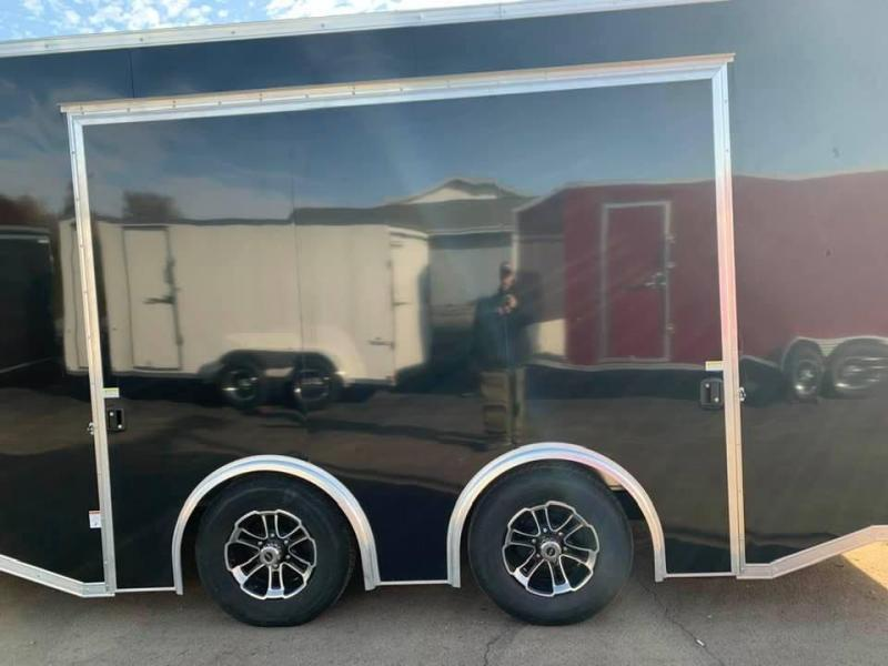 2020 Formula 8.5' x 24' x 7' 10k Triumph Enclosed Race Car Trailer w/ Ultimate Escape Door