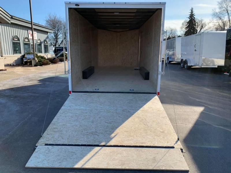 2020 Discovery 8.5' X 20' X 7' 7K CHALLENGER ET RAMP DOOR ENCLOSED CARGO TRAILER