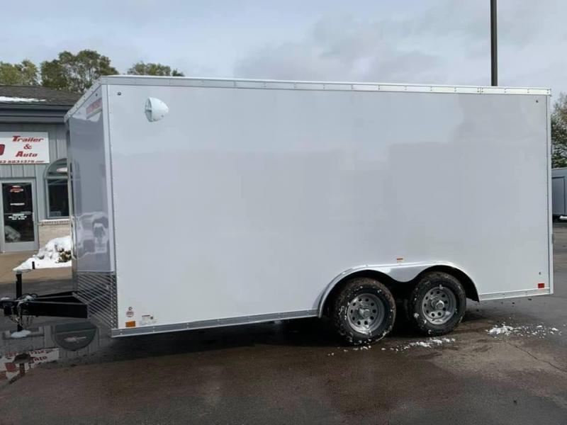 2020 Discovery 8.5' X 16' X 7' 10K CHALLENGER SE RAMP DOOR ENCLOSED CARGO TRAILER