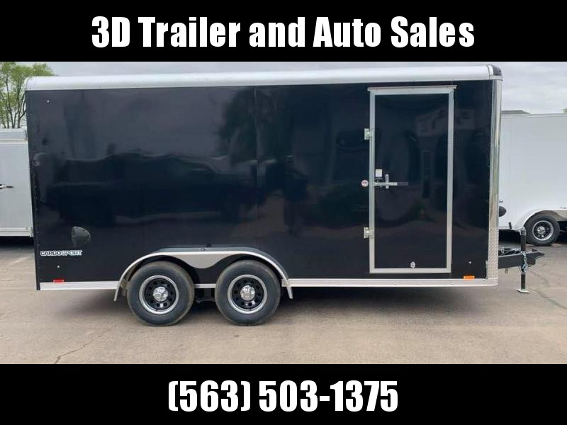2021 Pace American 7' x 16' x 7' Cargo Sport Enclosed Trailer