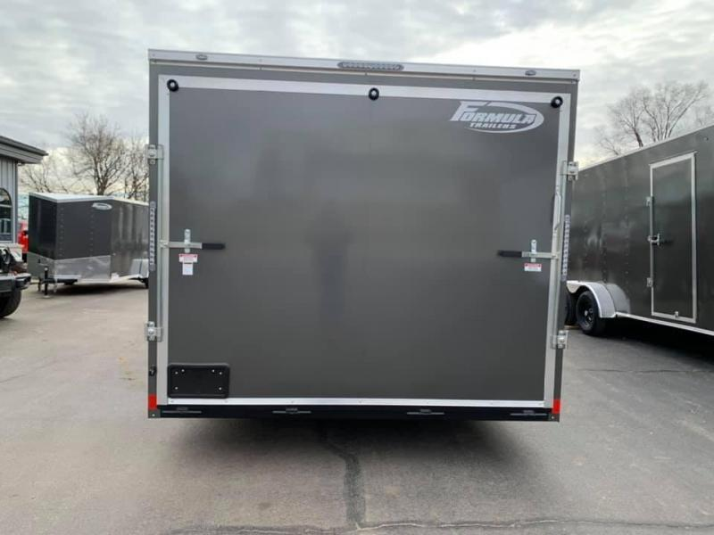 2021 Formula 8.5' x 20' x 7' 10k Triumph Enclosed