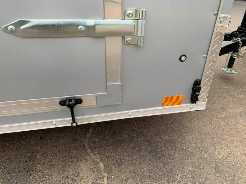 """2020 Discovery Trailers 6' X 12' X 6'6"""" ROVER ET ENCLOSED CARGO TRAILER Enclosed Cargo Trailer"""