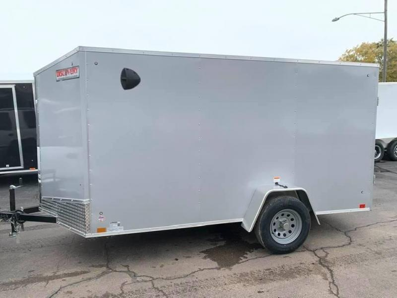 2020 Discovery Trailers 6' X 12' X 6' ROVER ET ENCLOSED CARGO TRAILER Enclosed Cargo Trailer