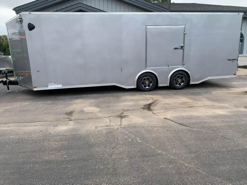 2020 Formula 8.5' x 24' x 7' 10k Triumph Enclosed Race Car Trailer