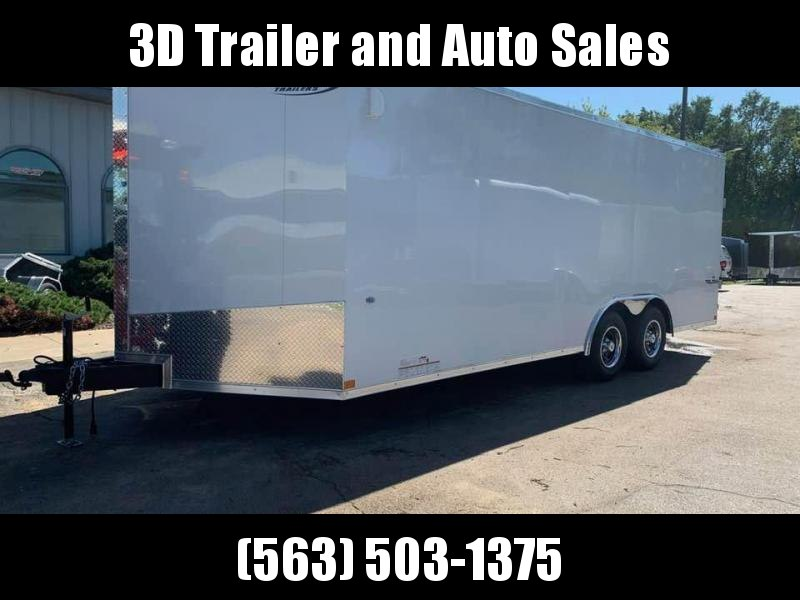 "2021 Formula 8.5' x 20' x 6'6"" 10k Triumph Enclosed"