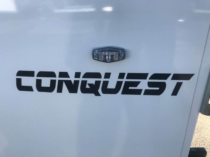 2020 Formula 7' x 14' x 7' Conquest Enclosed Trailer w/ Ramp