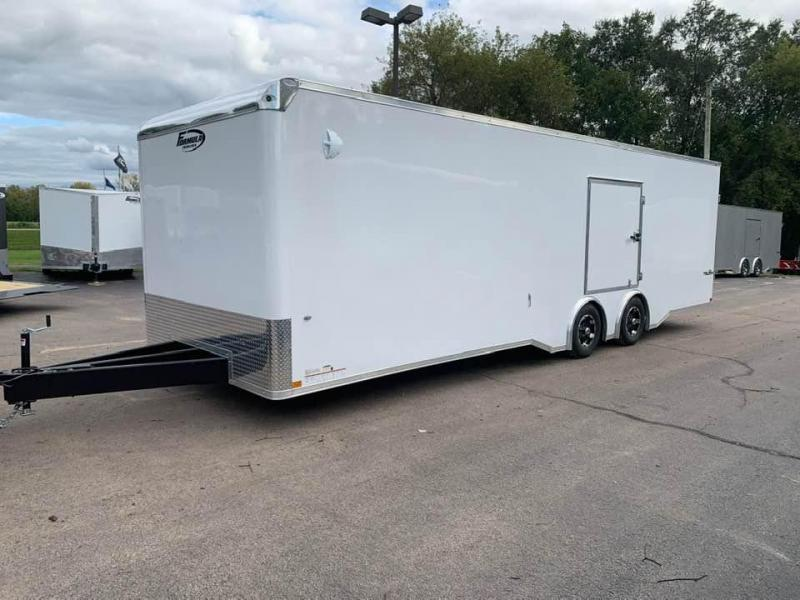2020 Formula 8.5' x 28' x 7' 10k Triumph Enclosed Race Car Enclosed Trailer