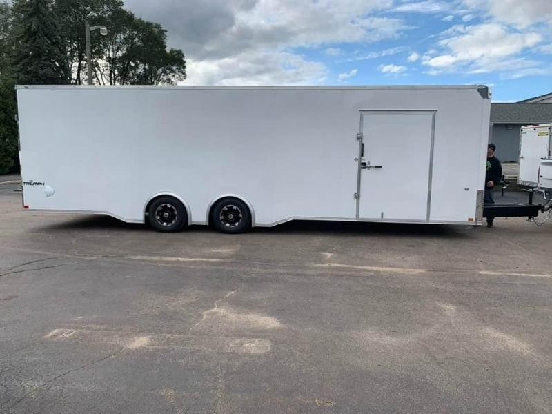 2020 Formula 8.5' x 28' x 7' 10k Triumph Enclosed Race Car Enclosed Trailer