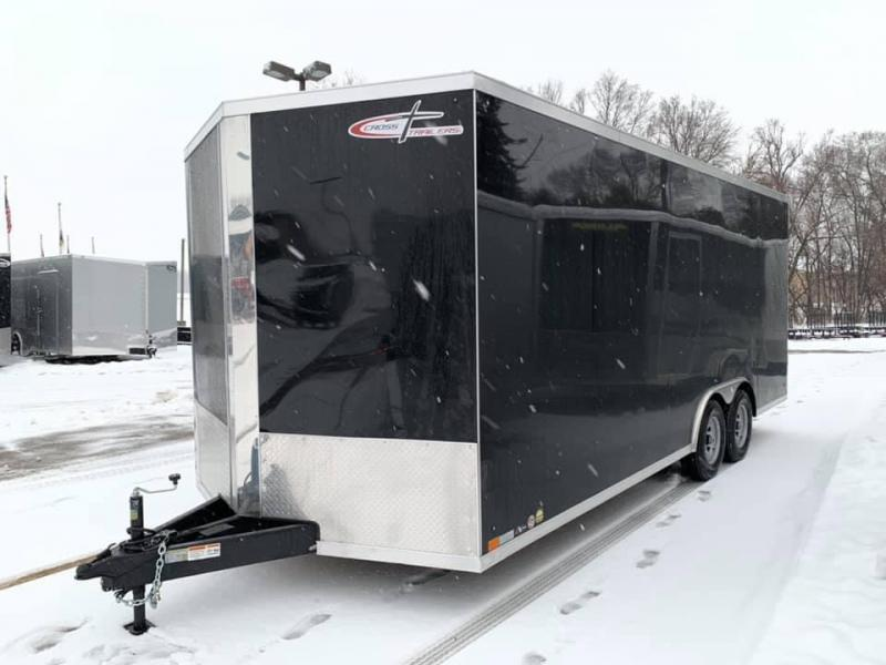 2020 Cross Trailers 8.5' X 20' X 7' 10K GVWR ENCLOSED TRAILER Enclosed Cargo Trailer