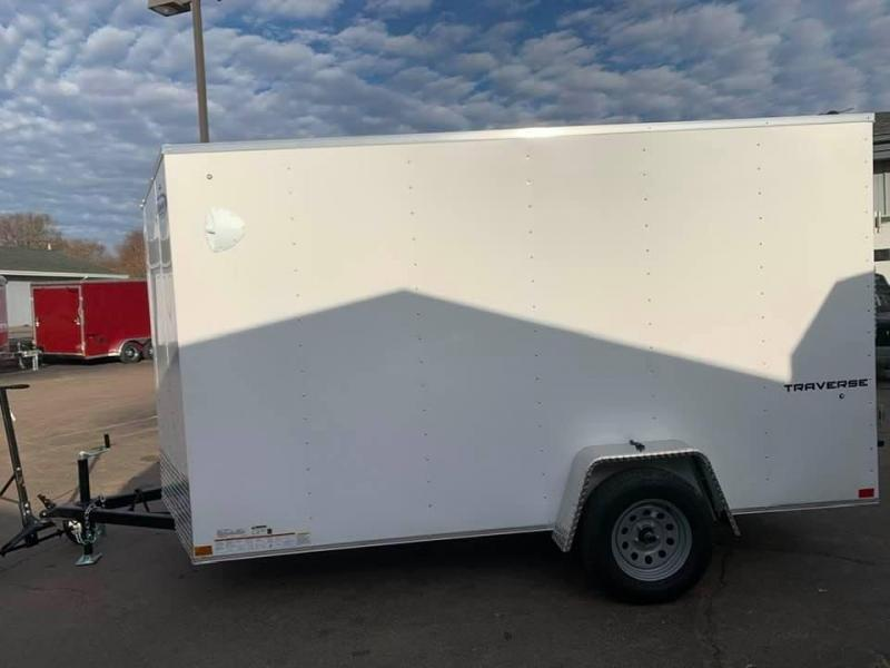 2021 Formula 6' x 12' x 6' Traverse Enclosed Cargo Trailer