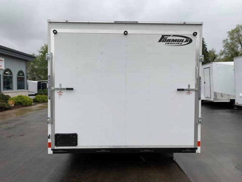 2021 Formula Trailers 8.5' x 20' x 7' 10k Traverse  Enclosed Cargo Trailer